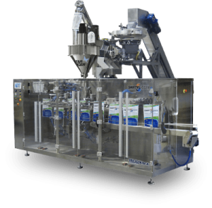 Snack Packaging Machine - complete machine