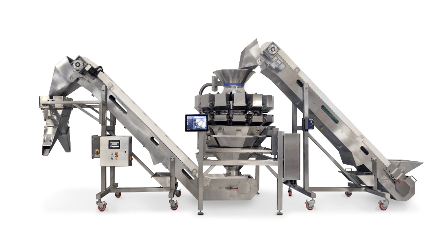 Produce industry packaging machinery