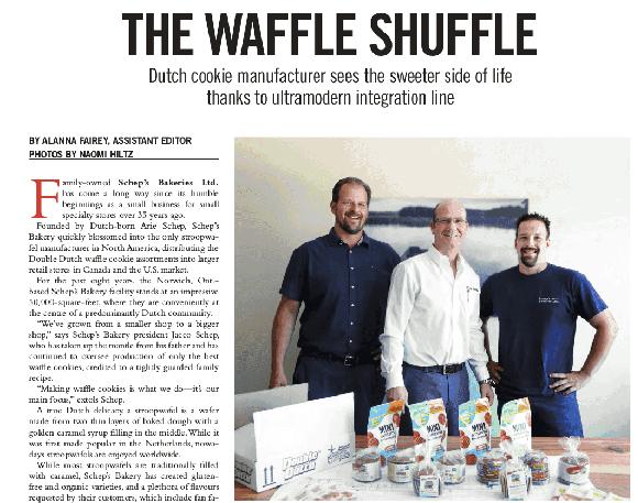 Scheps bakeries ltd article