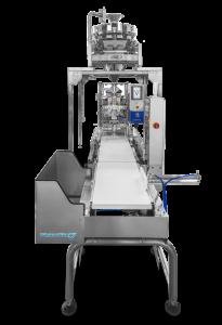 Weighing machine conveyor image