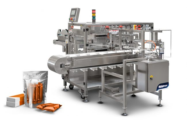 Swifty Bagger Side Loading packaging machinery